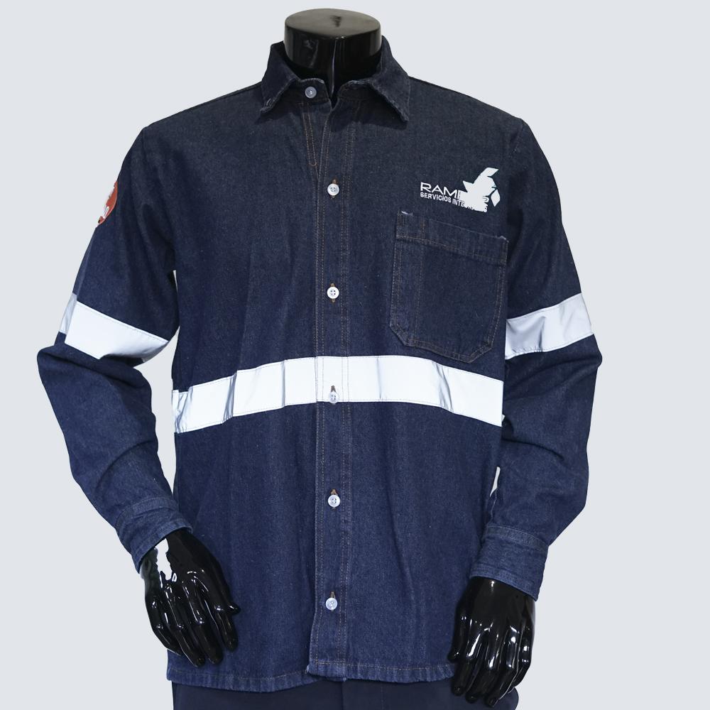 Camisa Y Pantalon Industrial Uniformes Industriales