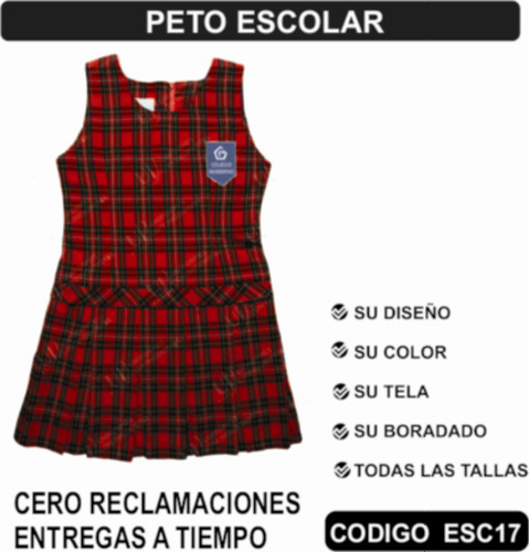 6f01794c11307 Jumper Escolar - Uniformes Escolares
