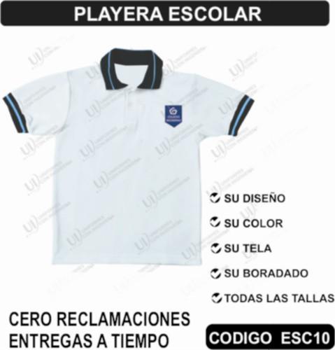 Playera escolar uniformes escolares jpg 479x500 Escolar de playeras 43d0883c09448